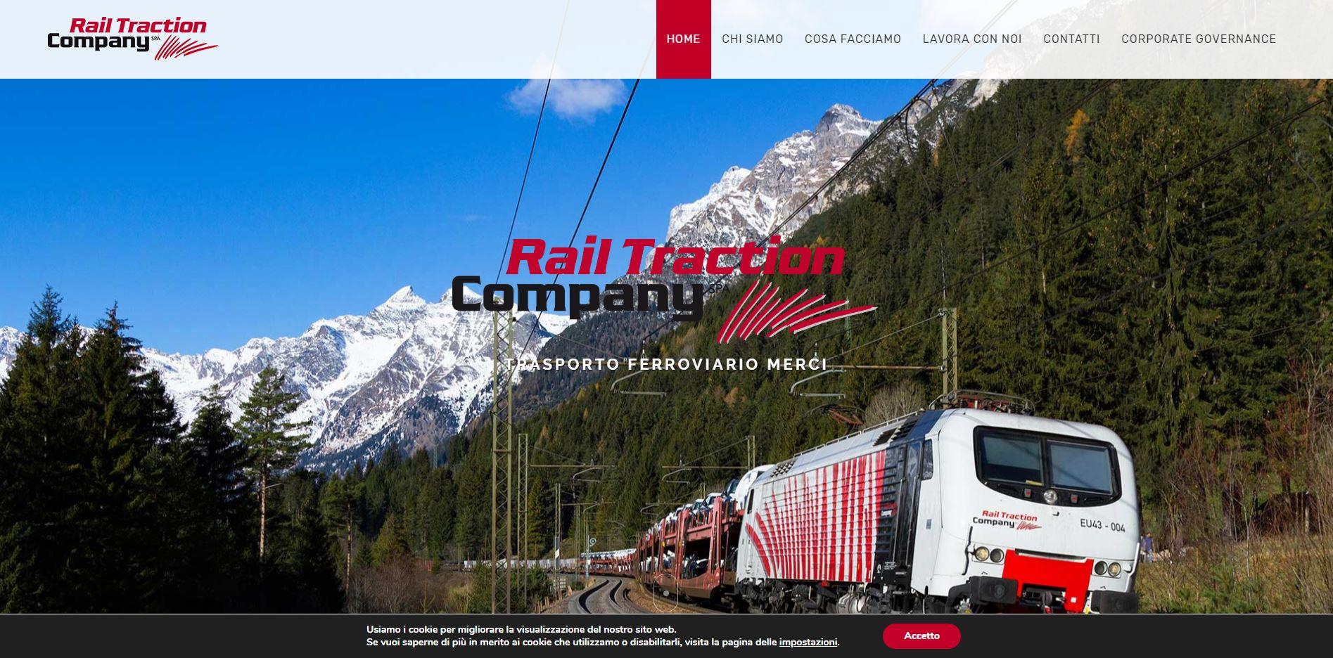 Rail Traction Company Spa